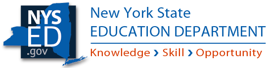 NY State Education Department Logo