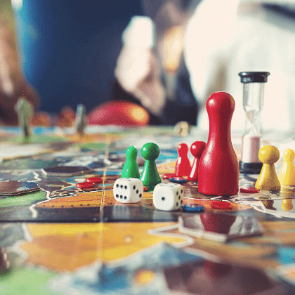 Games and Strategies for Executive Functioning